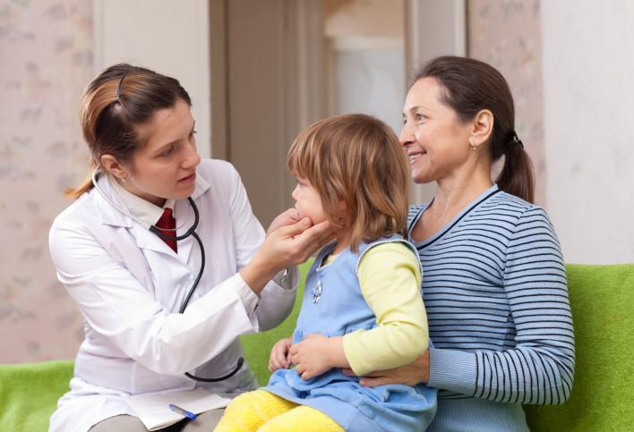 badanie tarczycy u dziecka